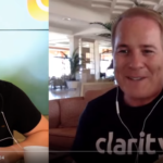 Ivan on Tech interviews Aynsley Damery - Clarity Project - Smart Business Blockchain